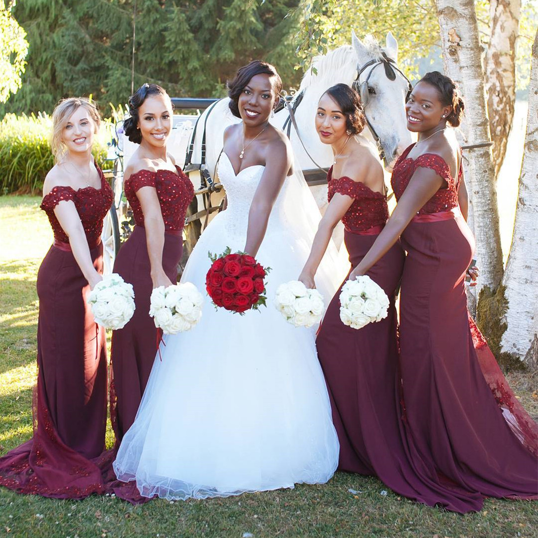 Bridesmaid mermaid dress images braidsmaid dress cocktail dress prom dressesevening dressburgundy prom dressburgundy bridesmaid prom dressesevening dressburgundy prom dressburgundy bridesmaid dress mermaid evening ombrellifo Images